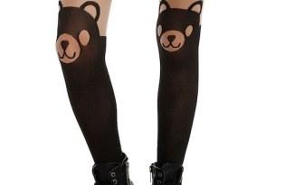 [服裝設計]讓女性脫穎而出的創意絲襪