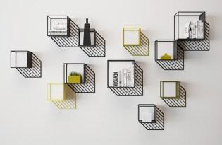 [家具設計]光影視覺收納櫃