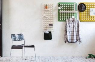 [家具設計]模組化壁櫥架「Manolo」