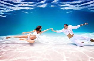 [視覺傳達]水中唯美孕婦攝影集