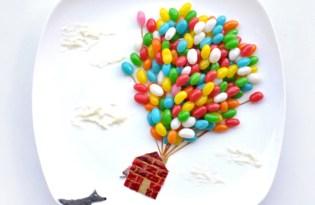 [平面設計]食品擺盤視覺藝術
