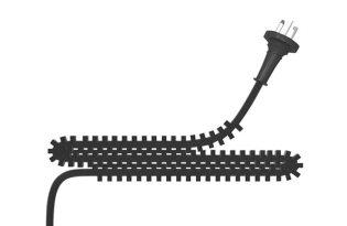 [產品設計]聰明收納「夾鏈袋概念線纜」