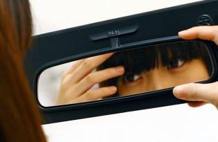 [產品設計]女性後視鏡造型梳妝鏡