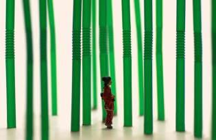 [視覺傳達]Tatsuya Tanaka「小人世界攝影藝術」
