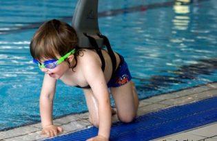 [產品設計]SWIMFIN鯊魚鰭游泳練習裝備