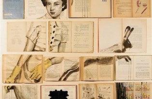 [工藝設計]Panikanova書本視覺藝術