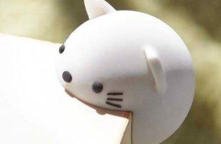 [產品設計]日本設計「可愛動物桌角保護套」