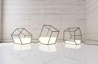[家具設計]LIVING LIGHT牛奶盒燈飾