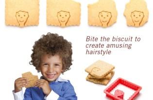 [文創設計]創意髮型餅乾模具組