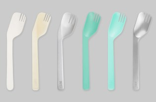 [通用設計]Tritens三合一刀叉湯匙
