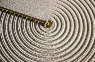 [裝置藝術]英國設計「Sand禪意沙時鐘」