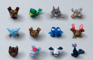 [創意行銷]動物緞帶包裝設計藝術
