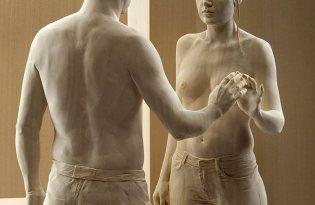[裝置藝術]義大利出品「栩栩如生木雕工藝」