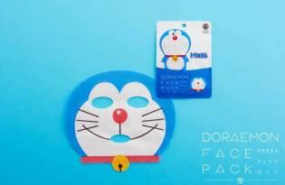 [創意設計]日本一心堂「卡通臉譜面膜」