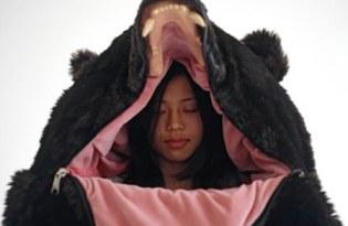 [產品設計]暖呼呼大熊睡袋