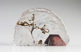 [設計工藝]冰塊玻璃裝置藝術