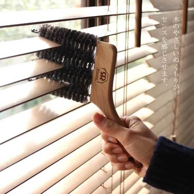 [產品設計]REDECKER百葉窗清潔刷