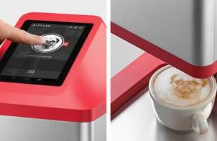 [產品設計]Coffee Ripple咖啡拉花機