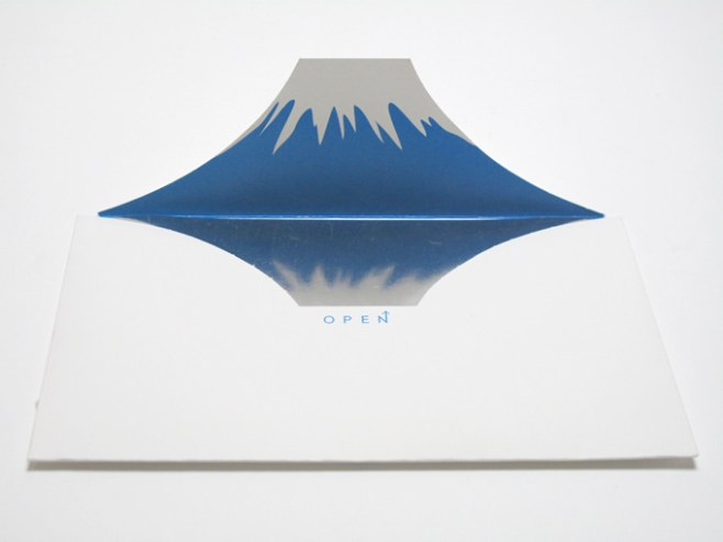 [文創設計]Mt.envelope日本富士山信封