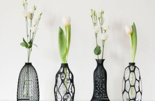 [設計工藝]3D RP打樣花瓶