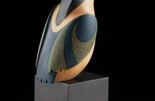 [工藝設計]紐西蘭出品「極致動物木雕」