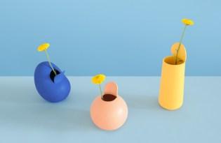 [裝置藝術]Harvest Vases小豆苗盆栽