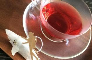 [文創設計]日本出品「趣味鯊魚茶包」