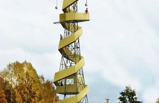[建築設計]Anders Berensson廢棄電塔觀景台