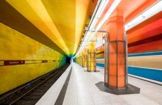 [公共建設]全球地鐵之美攝影集