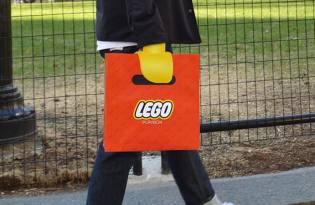 [包裝設計]LEGO樂高黃人小手紙袋