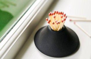 [創意設計]小火山火柴盒美化