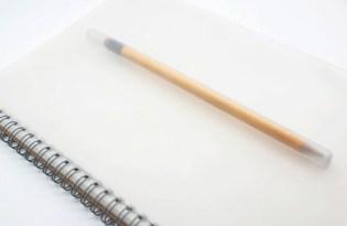 [文具設計]紐約出品「鉛筆藏書筆記本」