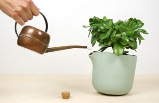 [創新設計]Natural Balance智慧澆水花盆