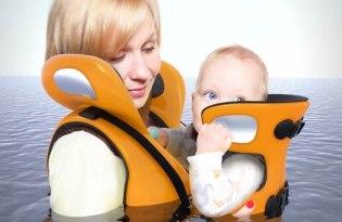[產品設計]母子合體救身衣