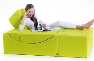 [家具設計]創意百變積木沙發