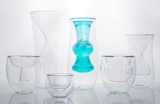 [工藝設計]KDSZ雙層玻璃器皿藝術