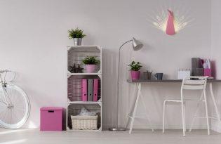 [家具設計]孔雀裝置藝術燈