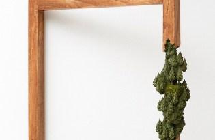 [創意雕刻]木頭畫框設計工藝