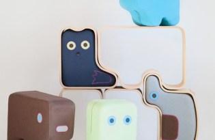 [產品設計]ANIMAZE兒童趣味家具組