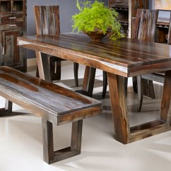 Kitchen Table Set With Bench Portable Island Ikea The Furniture Warehouse Formal Dining Inventory Coast To Grayson Sheesham 3pc And Two Benches
