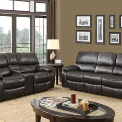 Grey Leather Living Room Set Ways To Place Furniture In A Small The Warehouse Motion Sets Inventory Global Agnes Espresso Reclining Sofa And Console Loveseat Gel