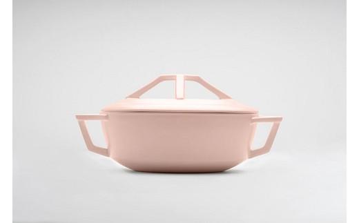 万能土鍋 DONABE 270 『ピンク』 イメージ