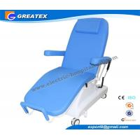 Medical Dialysis Chair With Two Electric Motors , Infusion