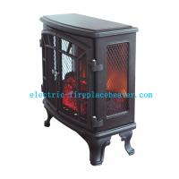 Remote Control 3D Flame Electric Fireplace Hearth And Home ...
