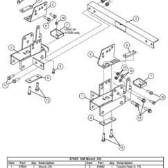 Western Snow Plow Parts Diagram 1992 Dodge Dakota Headlight Wiring Shopfdr.com - Plows, Parts, Spreader, Spreader Trailers, Trailer