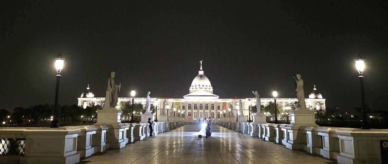 台南。奇美博物館
