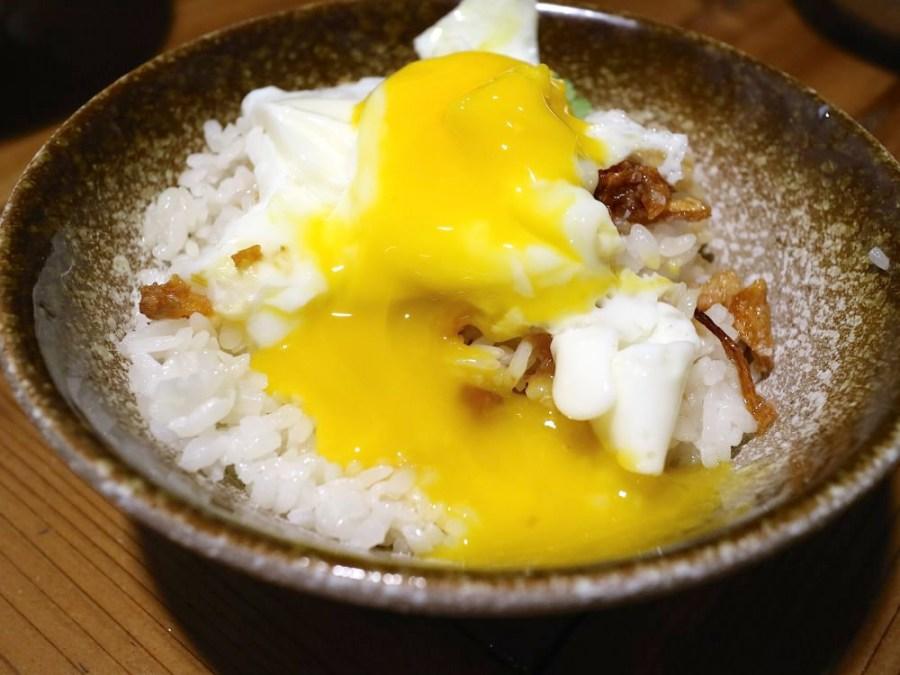 太二古早味食堂|古早味豬油拌飯+半熟荷包蛋,讓人懷念的老滋味
