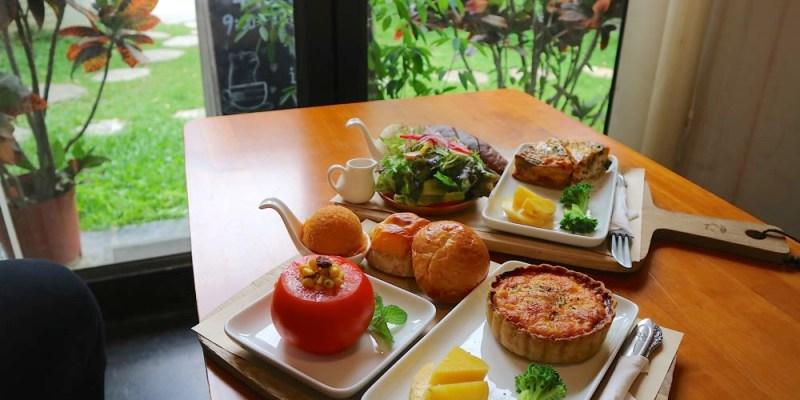 一緒二咖啡 Cafe Isshoni:隱身在百年老宅內的質感早午餐店/文附最新菜單 台南中西區早午餐推薦