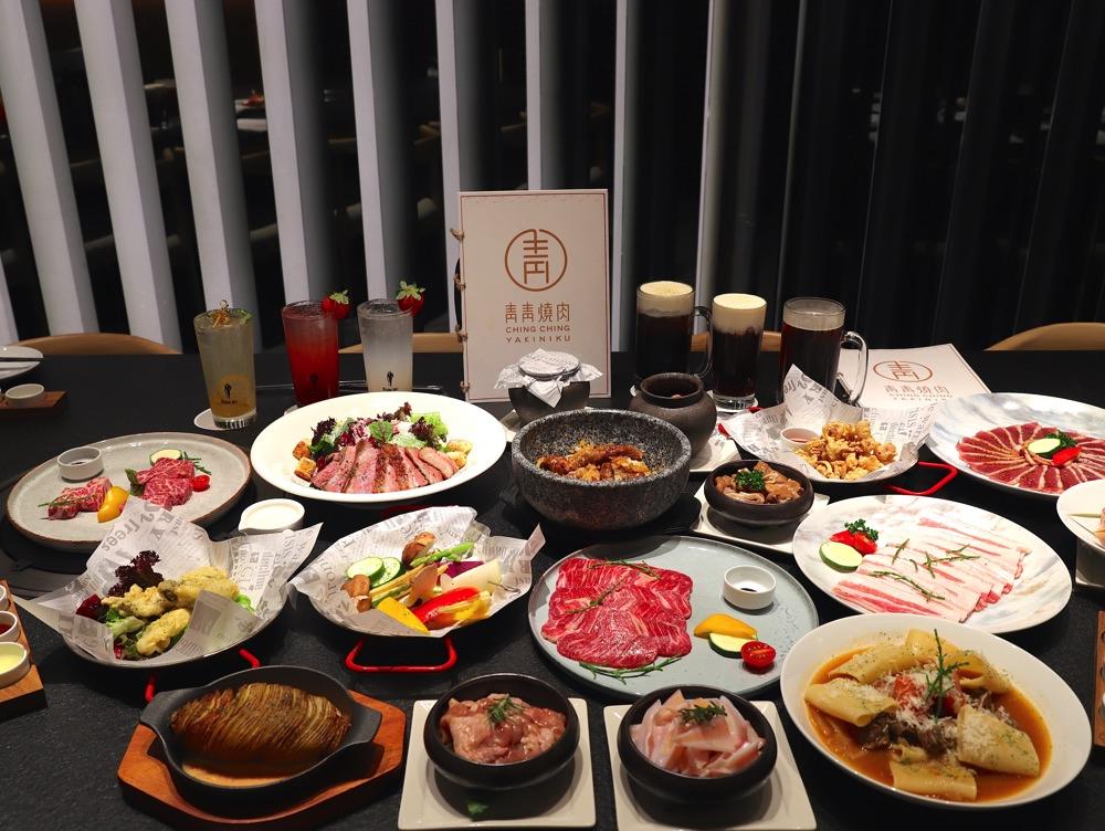 青青燒肉:台南最強精緻燒肉店來啦!嚴選日本A5和牛.M9澳洲黑毛和牛.安格斯牛.伊比利黑豚.神農豚,帶你吃遍國內外優質肉品/熟食餐點也是隱藏版厲害 台南東區燒肉聚餐餐廳推薦