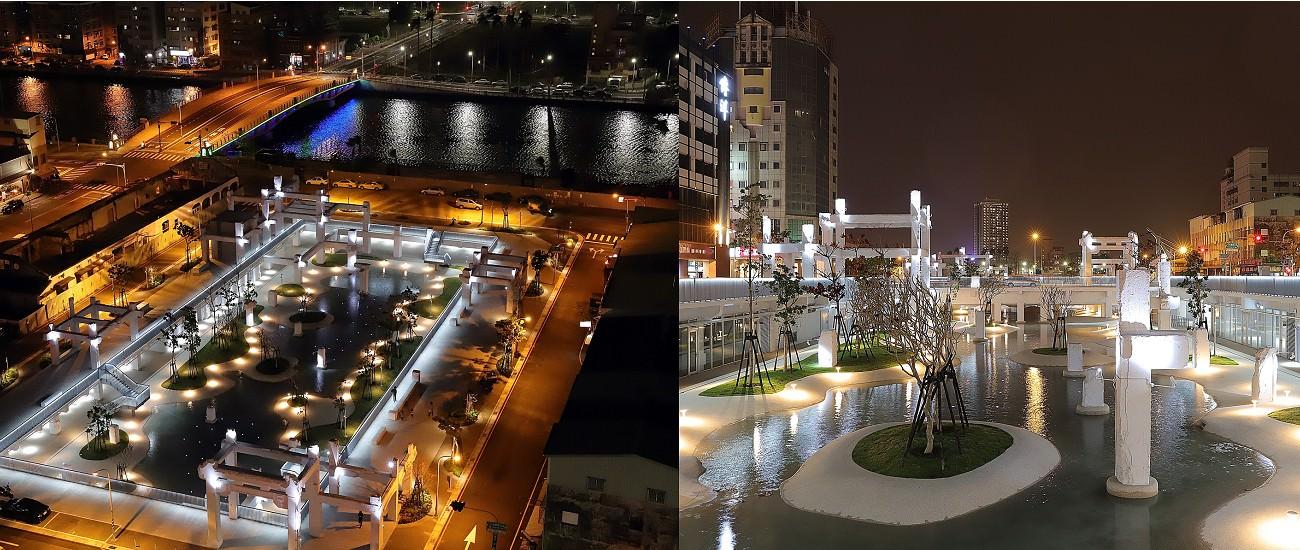 台南新地標:河樂廣場